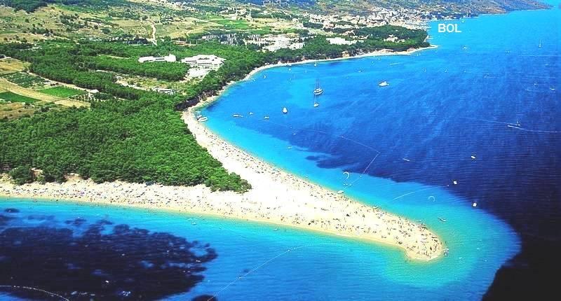 About Bol, Dalmatia, Croatia