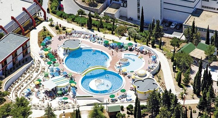 Bluesun Hotel Bonaca Bol Brac Island Dalmatia Croatia
