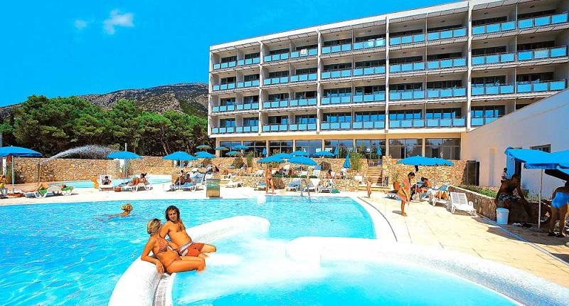 Bluesun Hotel Elaphusa Bol Spa