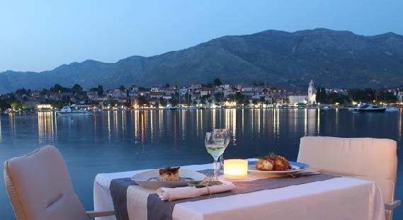 Hotel Croatia Restaurants