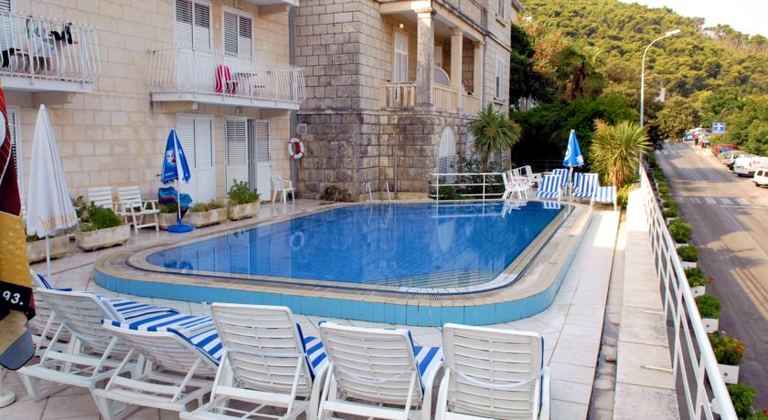 Hotel Komodor Dubrovnik Dalmatia Croatia