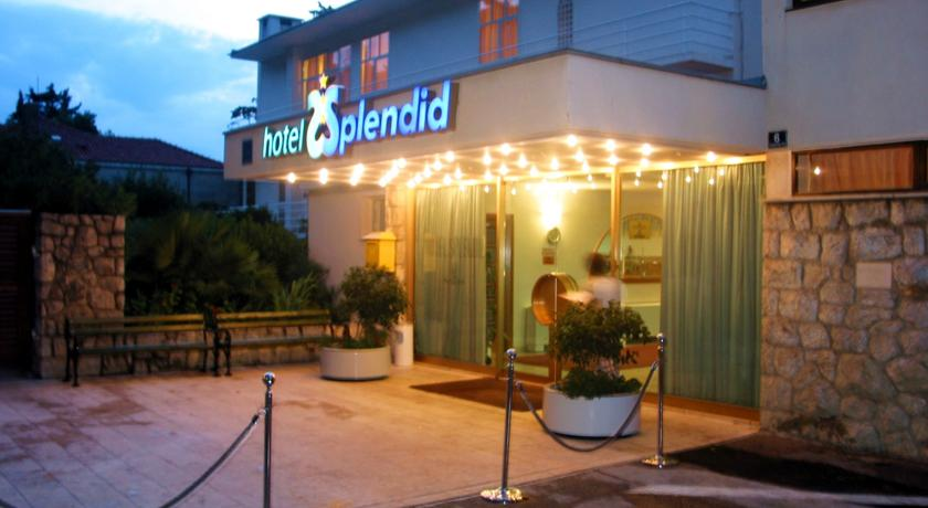 Hotel Splendid Dubrovnik Dalmatia Croatia