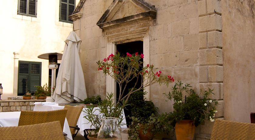 the pucic palace hotel  dubrovnik  dalmatien  kroatien