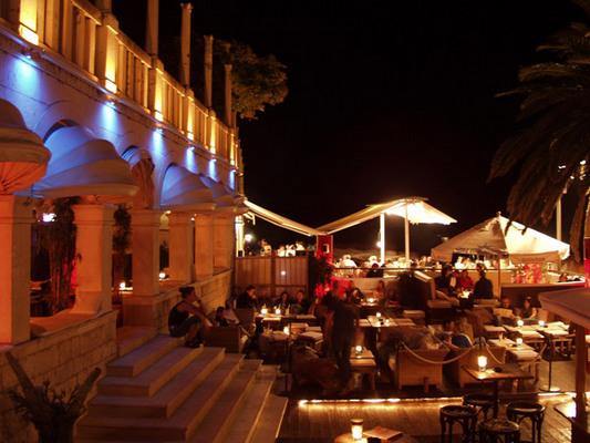 Entertainment And Nightlife In Hvar  Dalmatia  Croatia