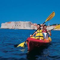 activities in Dubrovnik - sports and adventure