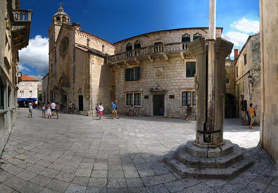 History Of Korcula Dalmatia Croatia