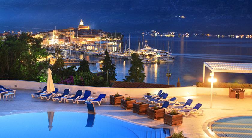 Hotel Marko Polo Korcula Island Of Korcula Dalmatia