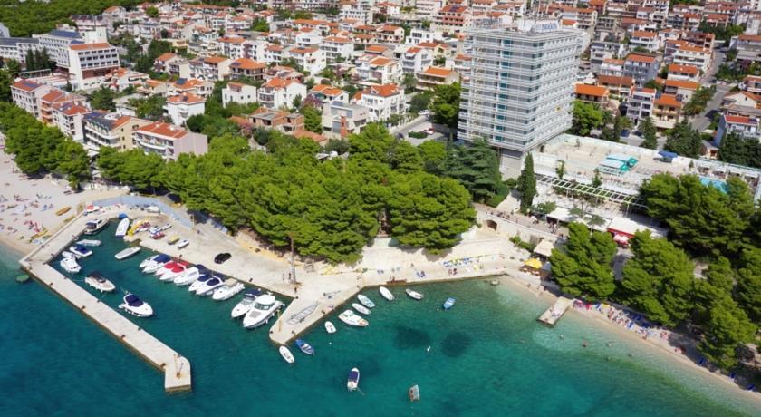 Hotel Dalmacija Makarska Dalmatia Croatia