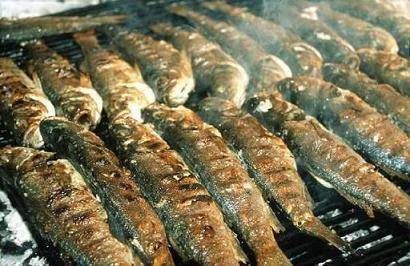 Grilled Fish Riba Na Gradele Quality Fresh