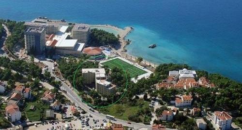 Villa Pitomcia Podstrana Kroatien