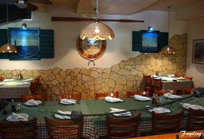 I migliori ristoranti di spalato guida turistica dalmazia for Foto di taverne arredate