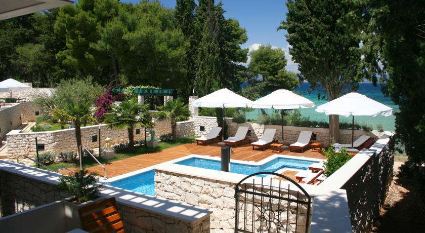Hotel Bracka Perla Supetar Brac Island Dalmatia Croatia