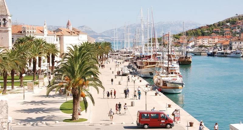 About Trogir Dalmatia Croatia