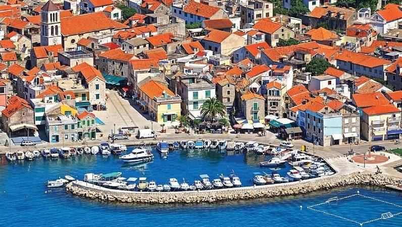 About Vodice Dalmatia Croatia