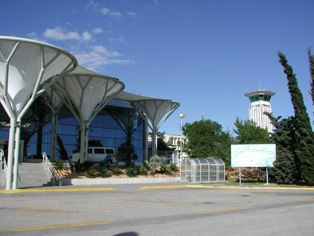 Split Airport, Dalmatia, Croatia